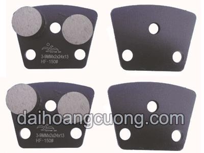 Phíp mài sàn bê tông mác từ 220 đến 350