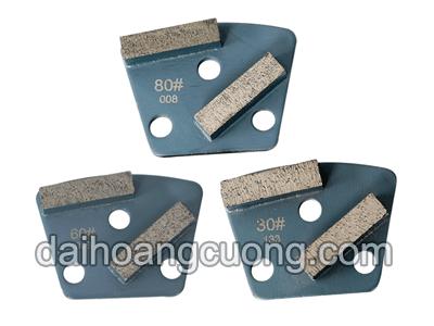 Phíp mài sàn bê tông mác từ 220 đến 250