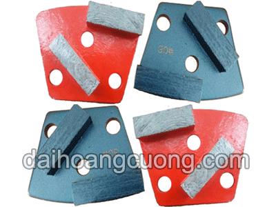 Phíp mài sàn bê tông mác từ 220 đến 400