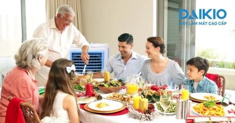 máy làm mát không khí tại gia đình