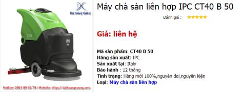May cha san lien hop IPC CT40 B 50